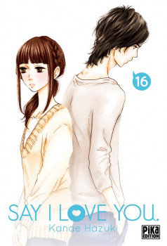 Say I love you tome 16