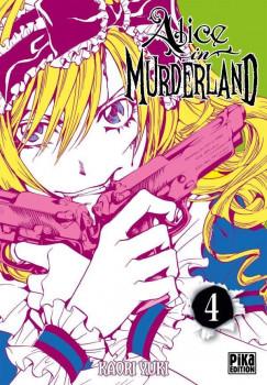 Alice in murderland tome 4