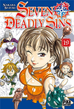 Seven deadly sins tome 19