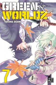 Green worldz tome 7