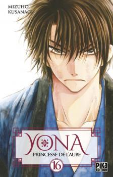 Yona, princesse de l'aube tome 16