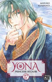 Yona, princesse de l'aube tome 17