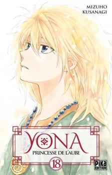Yona, princesse de l'aube tome 18