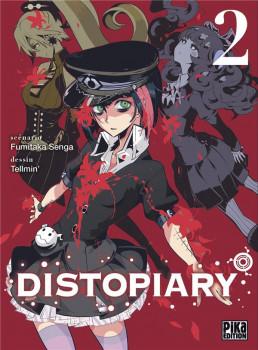 Distopiary tome 2