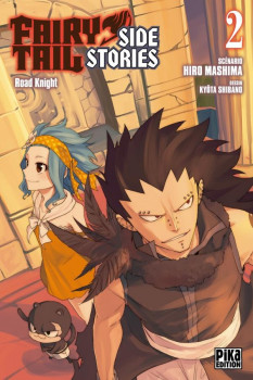 Fairy Tail - Side Stories tome 2