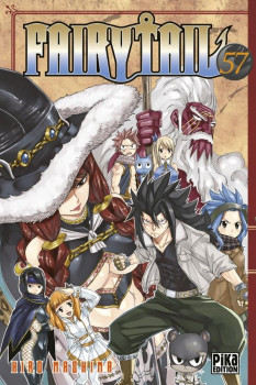 Fairy tail tome 57