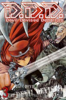 D.D.D - Devil Devised Departure tome 3