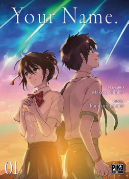 Your name tome 1