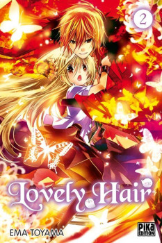 Lovely hair tome 2