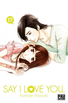 Say I love you tome 17