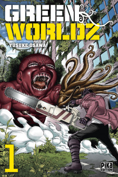 Green worldz - pack promo tomes 1 et 2