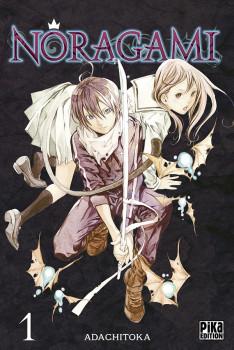 Noragami - pack promo tomes 1 et 2
