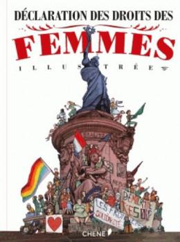 Déclaration des droits de la femme illustrée - poche
