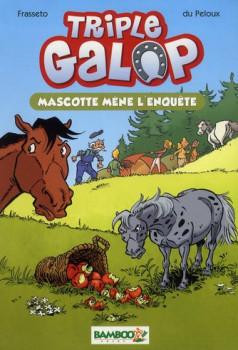 Triple galop - roman poche tome 1