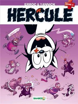 Hercule tome 4 - les nouvelles aventures