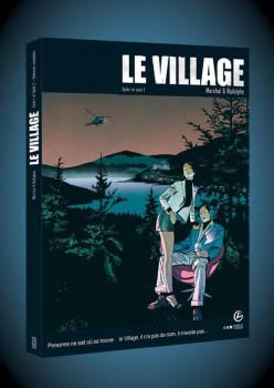 le village - écrin tome 1 et tome 2