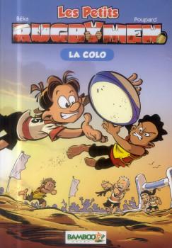 Les petits rugbymen - roman poche tome 5