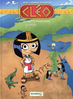 Cléo, la petite pharaonne tome 1