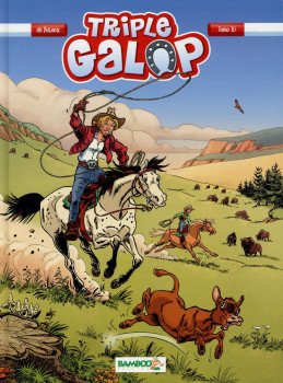 Triple galop tome 10