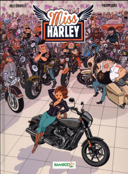 Miss Harley tome 1