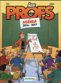 Les profs - Agenda 2016/2017