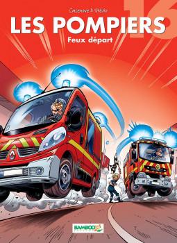 Les pompiers tome 16