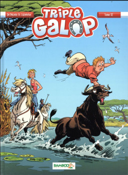 Triple galop tome 12