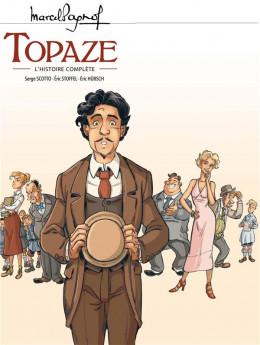 Topaze - écrin tomes 1 et 2