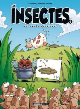 Les insectes en BD tome 4