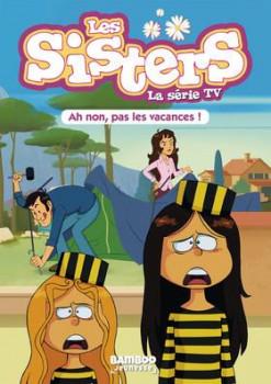 Les Sisters - Roman poche dessin animé tome 2