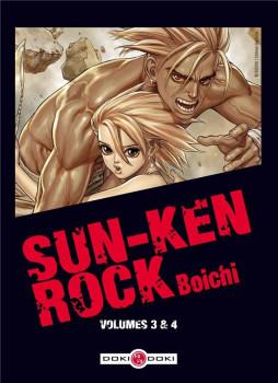 Sun-Ken Rock - écrin tomes 3 et 4