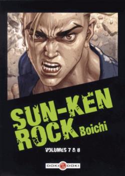 Sun-Ken Rock - écrin tomes 7 et 8