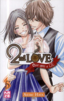 2nd love - once upon a lie tome 5