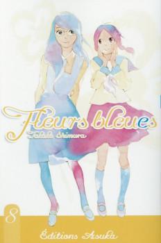 Fleurs bleues tome 8
