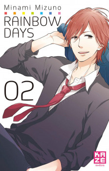 Rainbow days tome 2