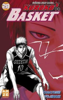 Kuroko's basket tome 28
