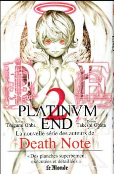 Platinum end tome 2