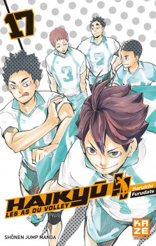 Haikyu !! - Les as du volley tome 17