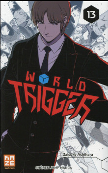 World trigger tome 13