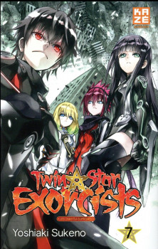 Twin star exorcists tome 7