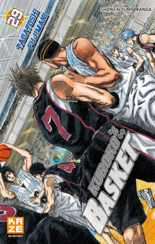 Kuroko's basket tome 29