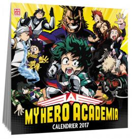 My hero academia - calendrier 2017