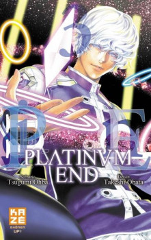 Platinum end tome 3