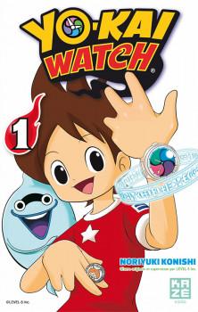 Yô-Kai Watch tome 1 - Collector avec médaillon