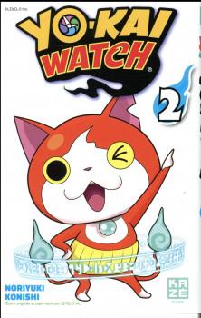 Yo-Kai watch tome 2