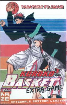 Kuroko's basket - Extra game - coffret tomes 1 + 2