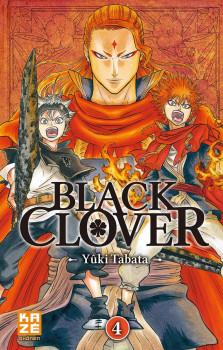Black clover tome 4