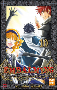 Embalming tome 10