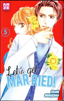 Let's get married ! tome 5