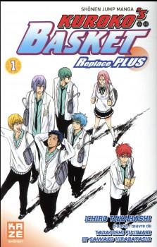 Kuroko's Basket - Replace plus tome 1